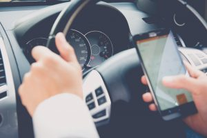 The enhanced penalties for use of a mobile phone while driving are now in place