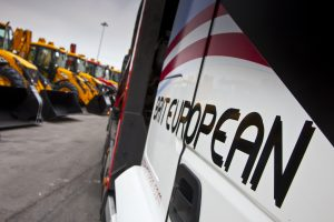 Brit European and JCB
