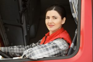 Women in transport are taking the wheel